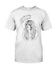 Be A Legend Classic T-Shirt front