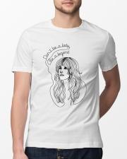 Be A Legend Classic T-Shirt lifestyle-mens-crewneck-front-13