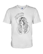 Be A Legend V-Neck T-Shirt thumbnail