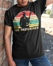 The Bassfather Classic T-Shirt apparel-classic-tshirt-lifestyle-27