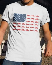 Independence Day Classic T-Shirt apparel-classic-tshirt-lifestyle-28