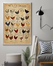 The A-Z Of Chickens 11x17 Poster lifestyle-poster-1