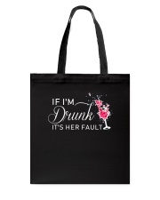 Its Her Fault Tote Bag thumbnail