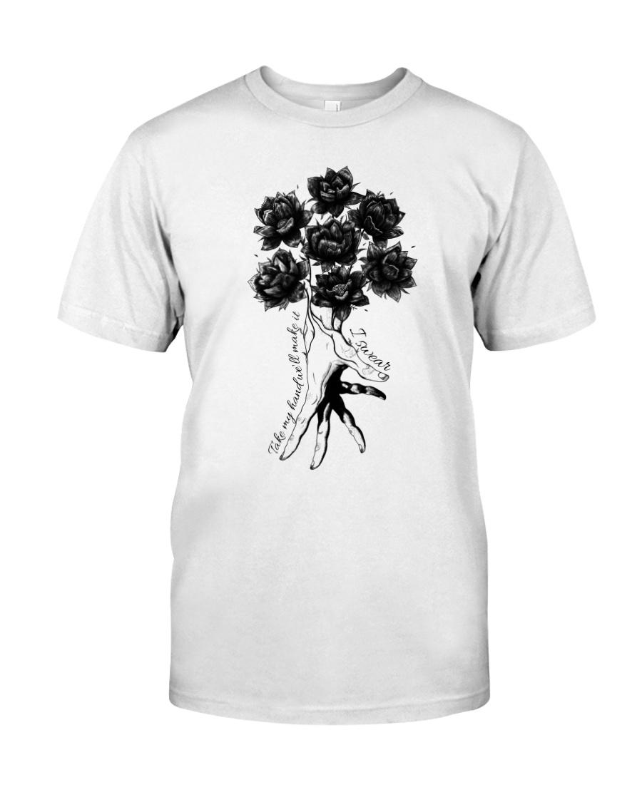Take My Hand Classic T-Shirt
