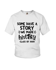 Seniors 2020 Youth T-Shirt front