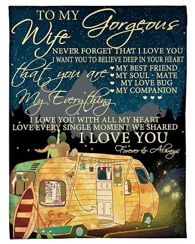 To My Gergous Wife