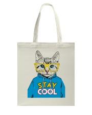 Stay Cool Tote Bag thumbnail