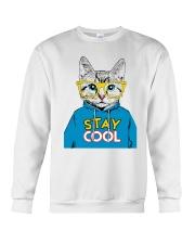 Stay Cool Crewneck Sweatshirt thumbnail