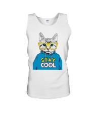 Stay Cool Unisex Tank thumbnail