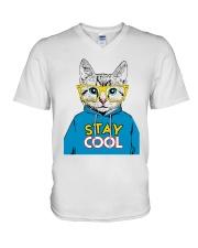 Stay Cool V-Neck T-Shirt thumbnail