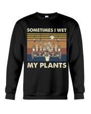 Sometimes I Wet My Plants Crewneck Sweatshirt thumbnail