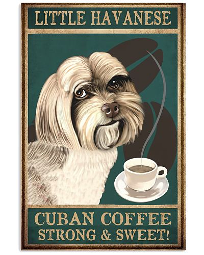 Cuban Coffee Strong And Sweet