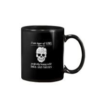 Dogs And Skulls Mug thumbnail
