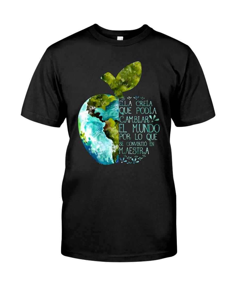 Spanish teacher Classic T-Shirt