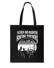 Father And Daughter Tote Bag thumbnail