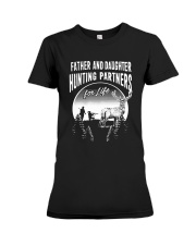 Father And Daughter Premium Fit Ladies Tee thumbnail