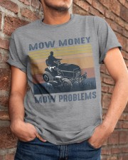 Mow Money Classic T-Shirt apparel-classic-tshirt-lifestyle-26