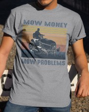 Mow Money Classic T-Shirt apparel-classic-tshirt-lifestyle-28