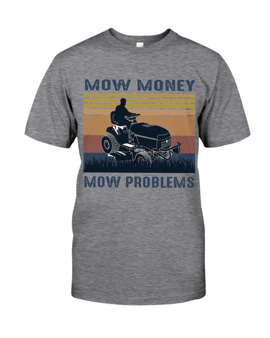 Mow Money Classic T-Shirt
