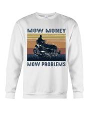 Mow Money Crewneck Sweatshirt thumbnail