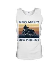 Mow Money Unisex Tank thumbnail