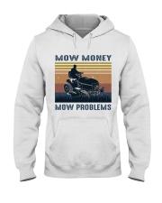 Mow Money Hooded Sweatshirt thumbnail