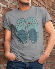 Love Crocs Classic T-Shirt apparel-classic-tshirt-lifestyle-26