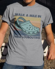 In These Louboutins Classic T-Shirt apparel-classic-tshirt-lifestyle-28