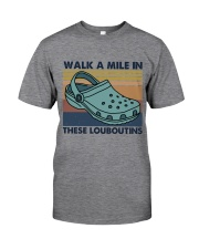 In These Louboutins Classic T-Shirt front