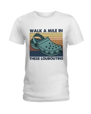 In These Louboutins Ladies T-Shirt thumbnail