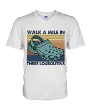In These Louboutins V-Neck T-Shirt thumbnail