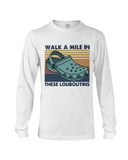 In These Louboutins Long Sleeve Tee thumbnail