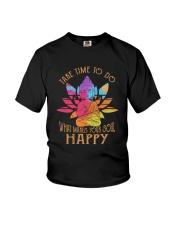 Take Time To Do Youth T-Shirt thumbnail