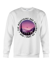 I Must Go Crewneck Sweatshirt thumbnail