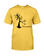 Nevermore Classic T-Shirt front