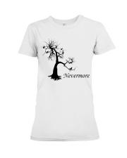 Nevermore Premium Fit Ladies Tee thumbnail