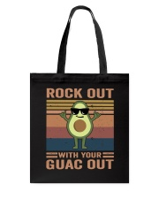 Rock Out With Your Guac Out Tote Bag thumbnail