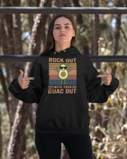 Rock Out With Your Guac Out Hooded Sweatshirt apparel-hooded-sweatshirt-lifestyle-05