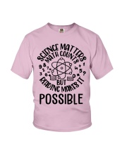 Reading Makes It Possible Youth T-Shirt thumbnail