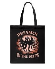 Dreamer In The Deeps Tote Bag thumbnail