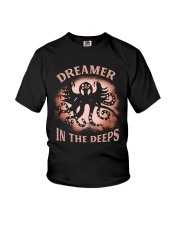 Dreamer In The Deeps Youth T-Shirt thumbnail