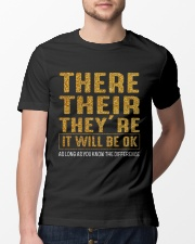It Will Be Ok Classic T-Shirt lifestyle-mens-crewneck-front-13