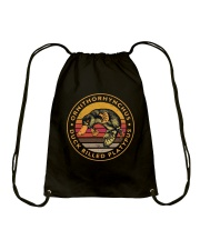 Duck Billed Platypus Drawstring Bag thumbnail
