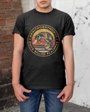 Duck Billed Platypus Classic T-Shirt apparel-classic-tshirt-lifestyle-31