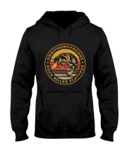 Duck Billed Platypus Hooded Sweatshirt thumbnail