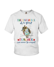 The Influence Of A Good Youth T-Shirt thumbnail
