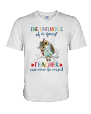 The Influence Of A Good V-Neck T-Shirt thumbnail