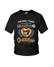 Being A Grandma Youth T-Shirt tile