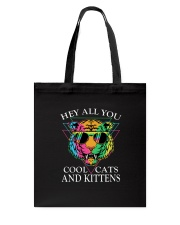 Hey All You Cool Cats Tote Bag thumbnail