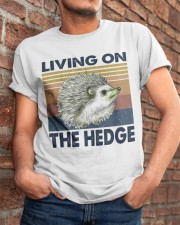 Living On The Hedge Classic T-Shirt apparel-classic-tshirt-lifestyle-26